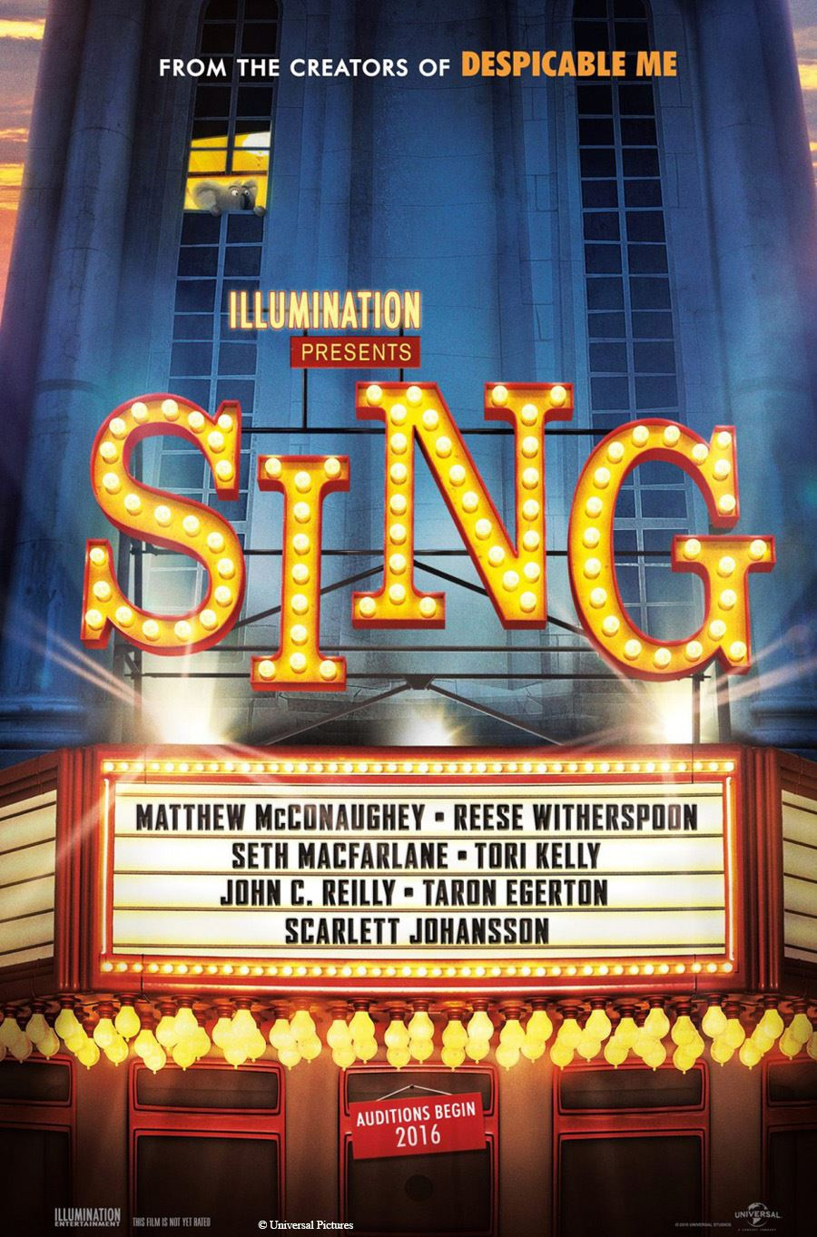 July  Movie Sing