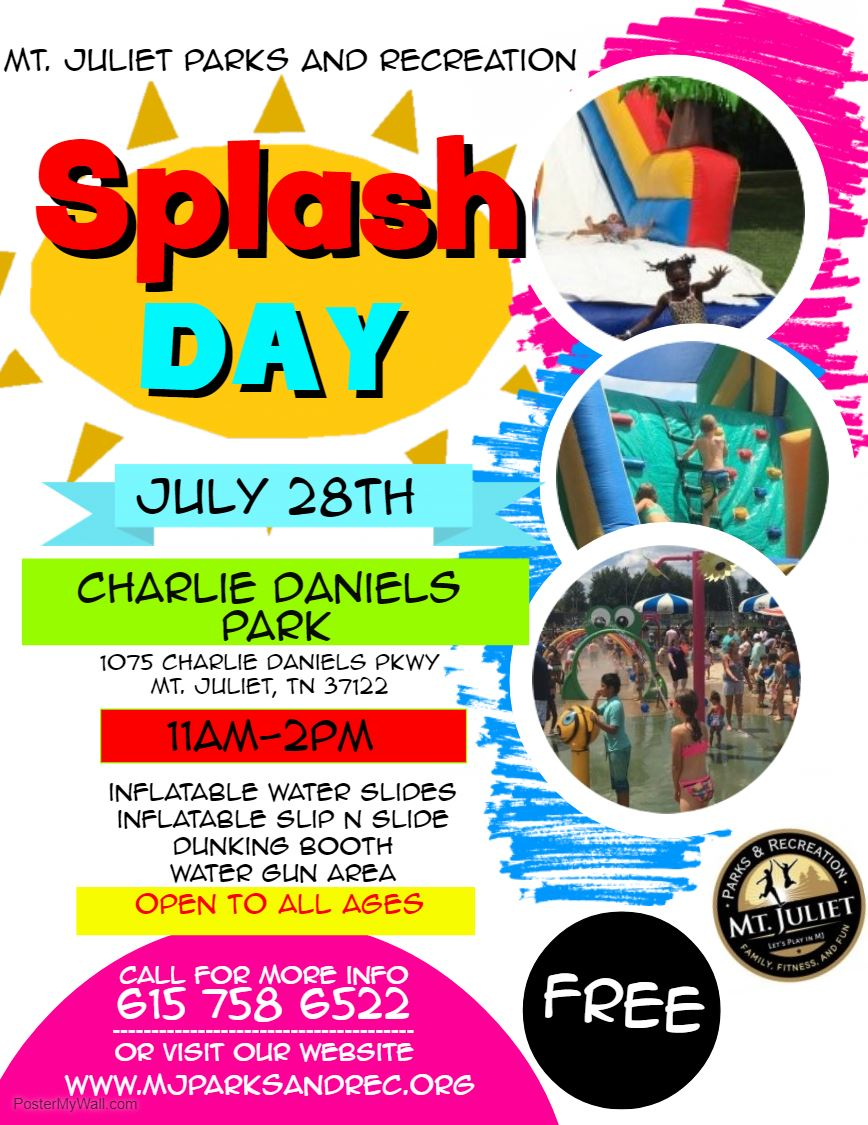 2018 Splash Day - Made with PosterMyWall (1)